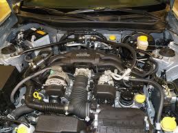 subaru brz boxer engine subaru brz at the fort lauderdale international auto show mind