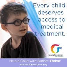 David Cook Light On Age Of Autism