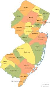 map new new jersey county map