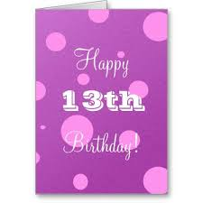 happy 13th birthday daughter images pictures reference