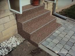 marmorix steinteppich verlegebeispiele treppen - Steinteppich Verlegen Treppe