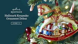 deck the halls your tree come to the 2017 keepsake ornament