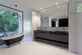 Tile Front Of Bathtub 45 Modern Bathroom Interior Design Ideas