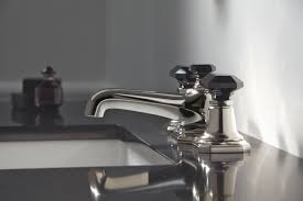 sink faucet black crystal handles black crystals black and faucets