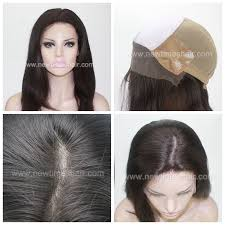 are there any full wigs made from human kinky hair that is styled in a two strand twist for black woman best quality medical wig for cancer patient