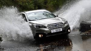 subaru outback review top gear
