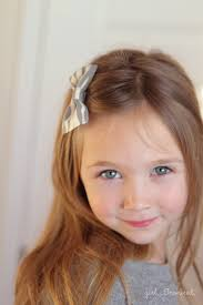 hair bow with hair hair bows girl inspired
