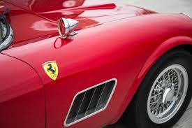 Ferrari California 1960 - 1960 ferrari modena fast lane classic cars