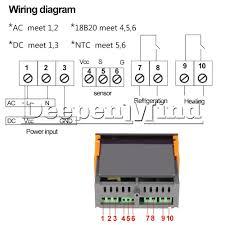 w1209 12 24 220v stc 100 stc 1000 digital temperature controller
