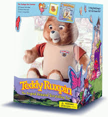 the world of teddy ruxpin by worlds of wonder co the old