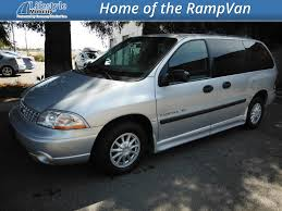minivan ford wheelchair van for sale 2002 ford windstar stock 2bb36420