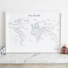 World Map Pinboard by Maps Update 20482048 World Travel Map With Push Pins U2013 Framed