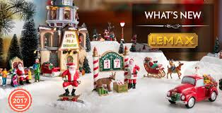 lemax christmas lemax 2017 christmas collection