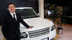 land rover thailand danai chandrangam new gm for city automobiles land rover u0027s