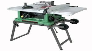 hitachi table saw price hitachi 726803 miter gauge assembly for the hitachi c10fr table saw
