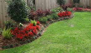 Simple Backyard Landscaping Ideas On A Budget Garden Design Garden Design With Simple Landscaping Ideas On A