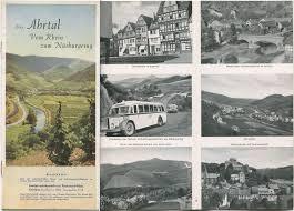 Hohe Burg Bad Sobernheim Reiseprospekte Deutschland Rheinland Pfalz