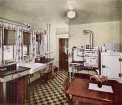1930 home interior kitchens from the 1930s and 1940s