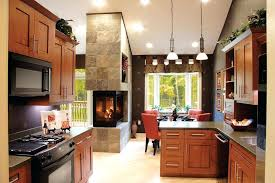 kitchen fireplace designs kitchen stone fireplace designs lesmurs info