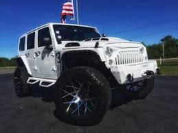jeep rubicon white 2017 2017 jeep wrangler unlimited rubicon armor white out leather hardtop