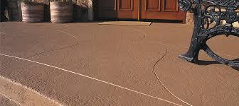 residential waterproof decking epoxy flooring concrete