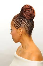 pin up hair styles for black women braided hair best 25 goddess braids updo ideas on pinterest natural hair