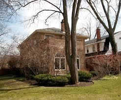 hillary clinton u0027s childhood home near chicago il