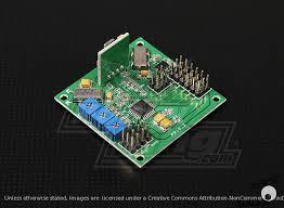 hobbyking quadcopter control board v2 atmega168pa kk fork