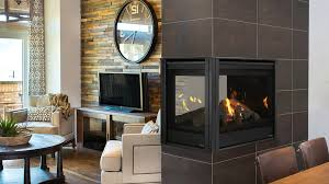 pearl ii peninsula direct vent gas fireplace majestic products