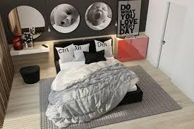 theme chambre adulte déco thème musique dans deux domiciles contemporains