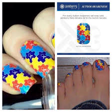 jamberry review and autism awareness jamberry nail wrap giveaway