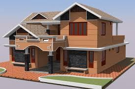 Proposed Resident Building Autocad 3d Cad Model Grabcad Autocad 3d House Plans