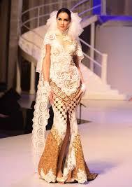 contoh gambar kebaya contoh model kebaya pengantin anne avantie info fashion terbaru 2018