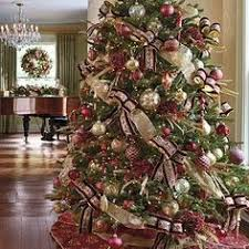 fully decorated trees christmas2017 within fully