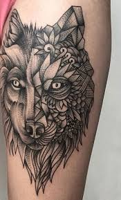 wolf tattoos page 32 tattooimages biz