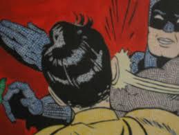 Batman And Robin Slap Meme - facebook de dónde nació el meme del slap de batman a robin
