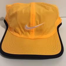 nike hat dri fit feather light cap nike accessories drifit tennis hat featherlight cap mango poshmark