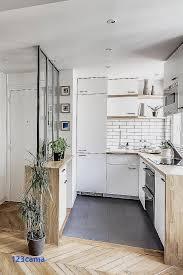 cuisine ouverte petit espace salle a manger petit espace proche cuisine amenagee inspirational