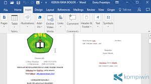 cara membuat nomor halaman yang berbeda di word 2013 cara membuat page number dari halaman yang diinginkan dan dengan