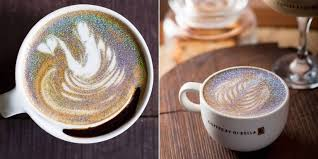 Where To Buy Edible Glitter Glitter Cappuccinos Are Now A Thing