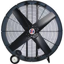 Floor Fan by Q Standard Industrial Direct Drive Drum Fan U2014 48in Model 10948