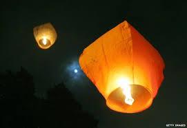 Japanese Lantern Plant Five Problems Caused By Chinese Lanterns Bbc News