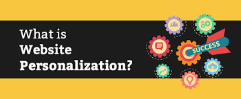 website personalization what is website personalization