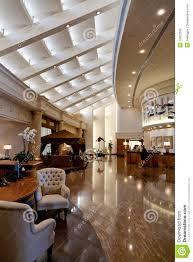 luxury hotel lobby royalty free stock photo image 16802595