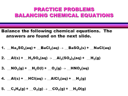 writing chemical equations ppt writing chemical equations 2004 2002 1989 by david a