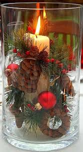 Table Centerpiece Christmas Decorations by Best 25 Christmas Centerpieces Ideas On Pinterest Holiday
