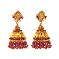 gold earrings online gold earrings collections south indian earrings designs buy gold