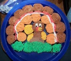 thanksgiving cupcake ideas thriftyfun
