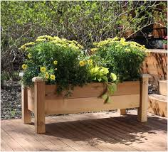 Bench For Balcony Raised Bed For Balcony 20 Tips And Ideas Home Decor Trends