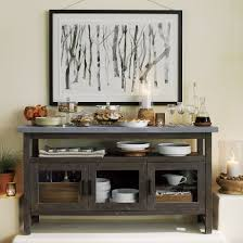 galvin sideboard in buffets u0026 sideboards crate and barrel for